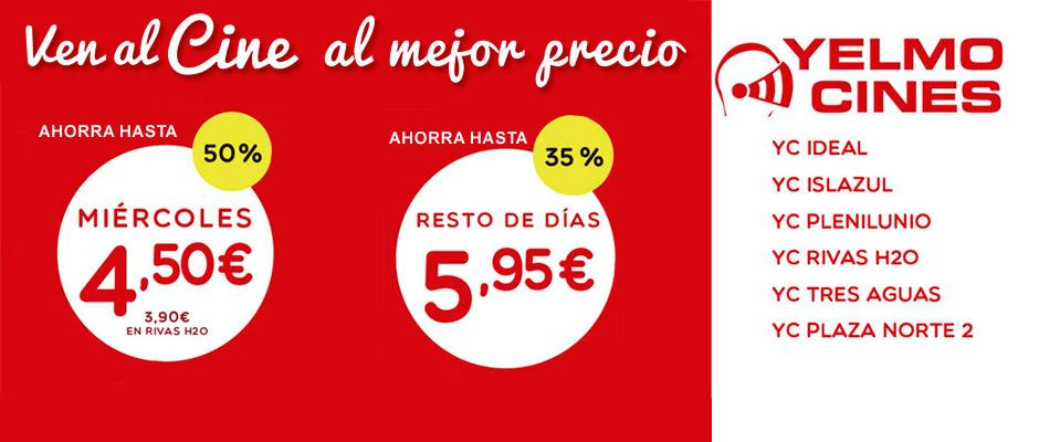 Noticias para madridistas real madrid cf for Cines arenys precios