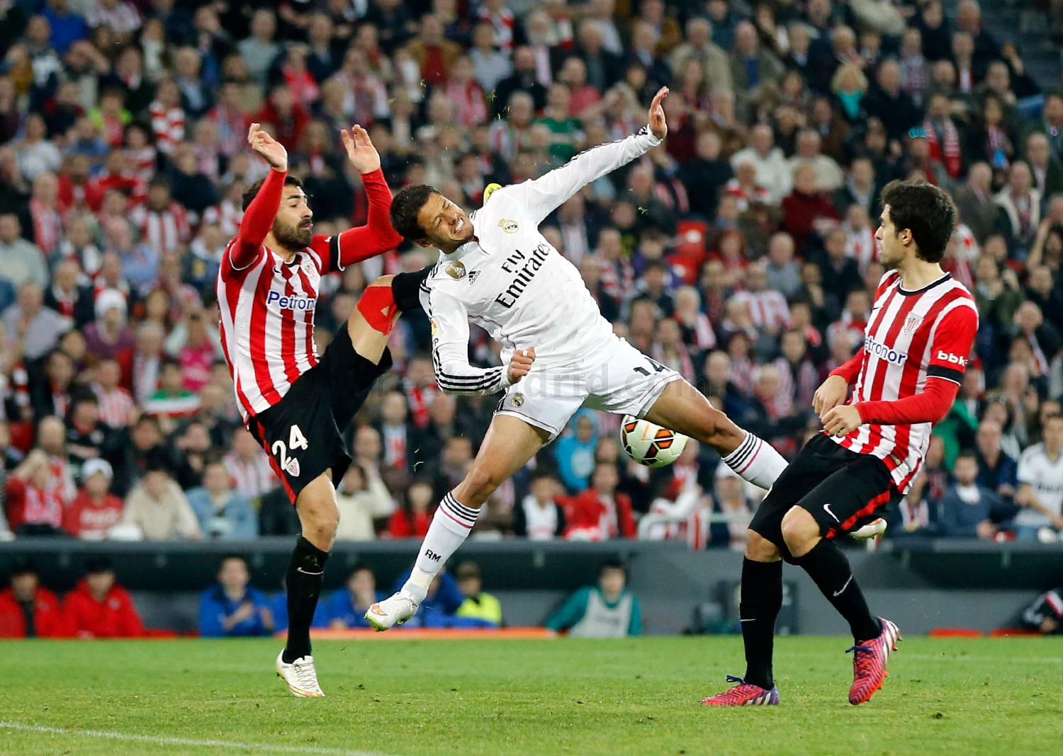 Real Madrid - Athletic - Real Madrid - 07-03-2015