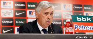 "Ancelotti: ""La Liga is not over and we are going to fight to fix the situation"