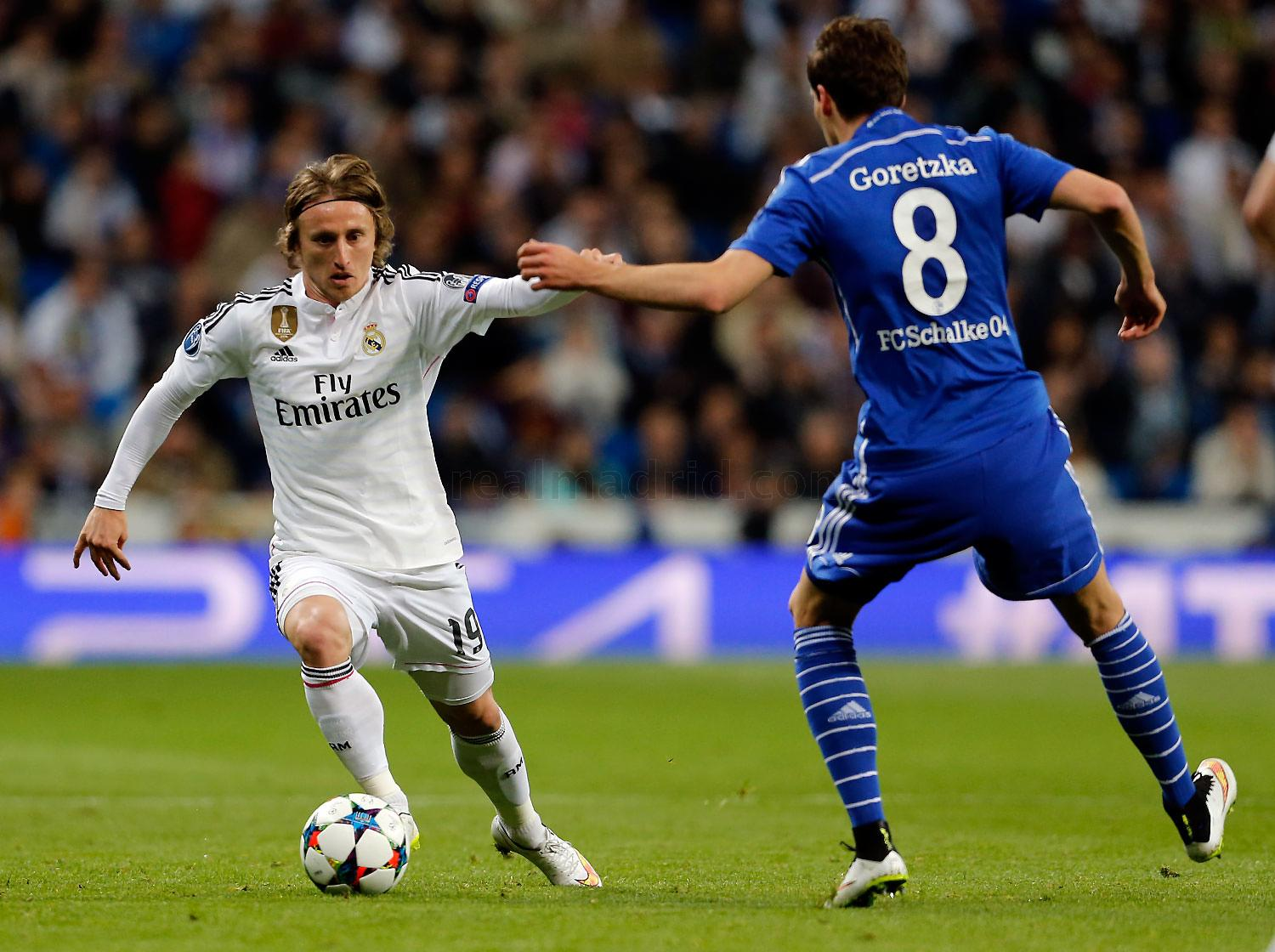 Real Madrid - Real Madrid - Schalke 04 - 10-03-2015