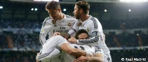 2-0: Real Madrid win and now focus ahead to El Clásico
