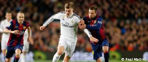 2-1: Real Madrid deserved more in El Clásico