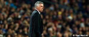 "Ancelotti: ""We were the better side for the first hour"""