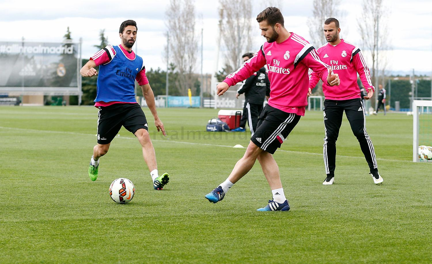 Real Madrid - Entrenamiento del Real Madrid - 24-03-2015