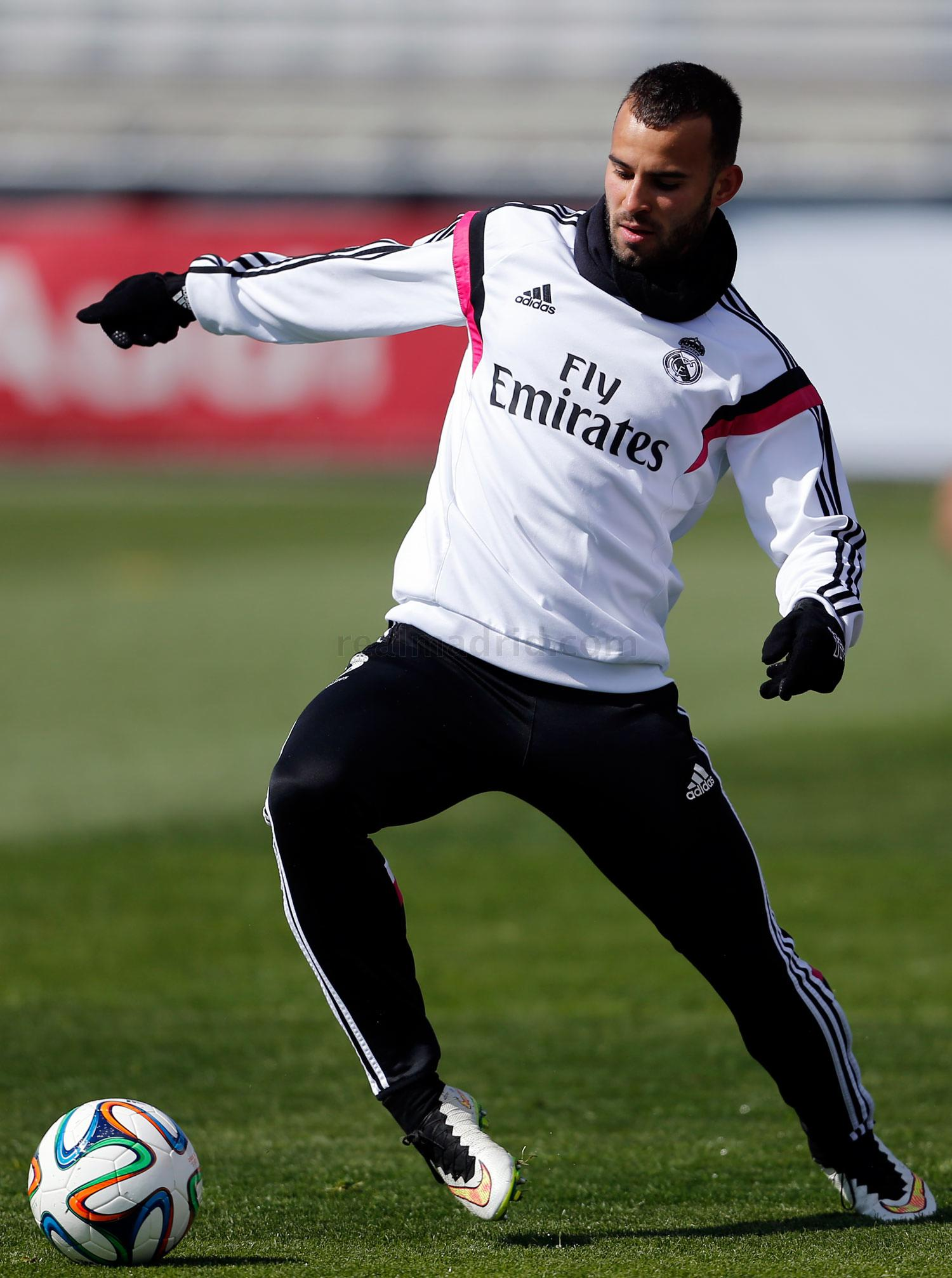 Real Madrid - Entrenamiento del Real Madrid - 25-03-2015