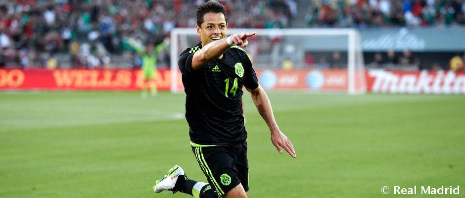 1-0: Chicharito Hands Mexico Victory