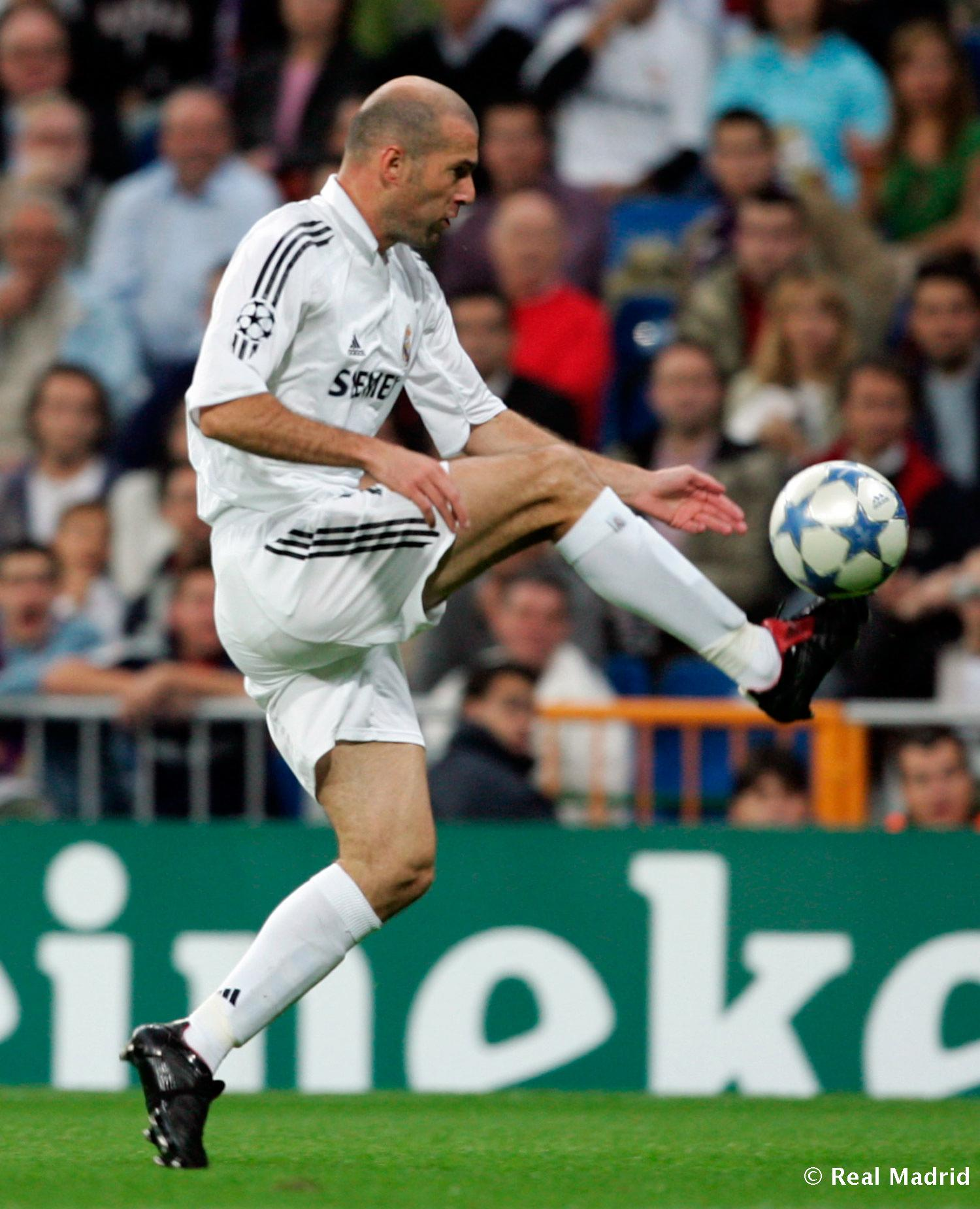 Real Madrid - Zidane 1 - 31-03-2015
