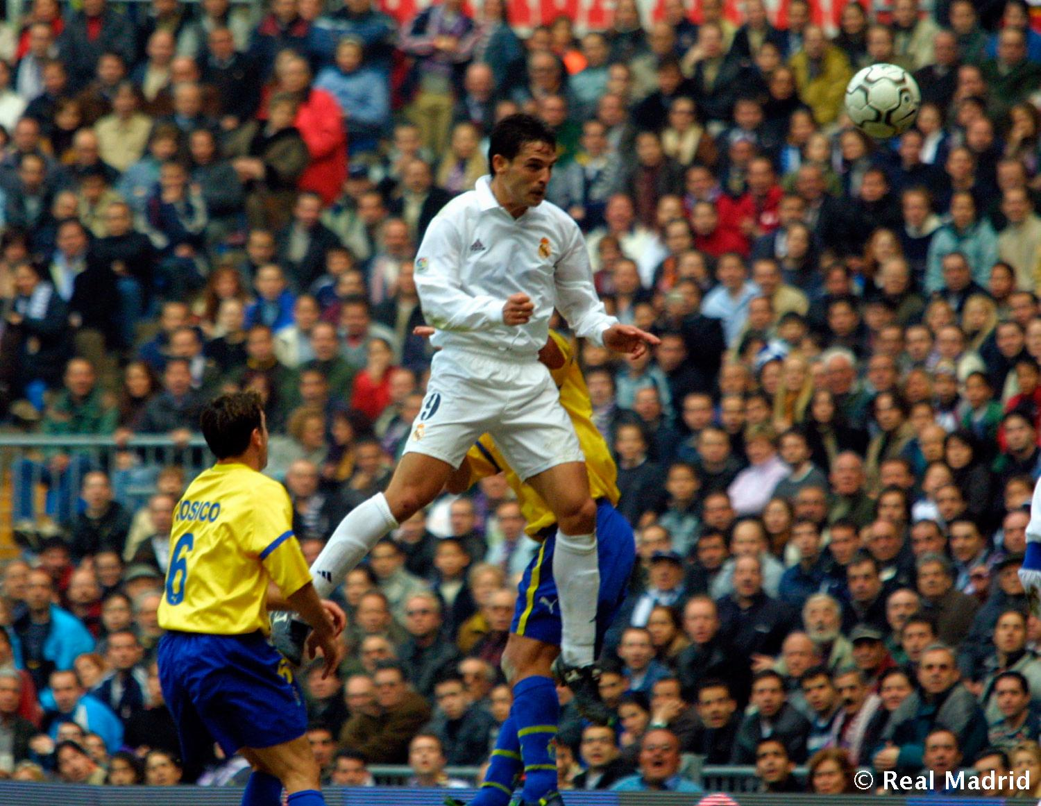 Real Madrid - Morientes 1 - 03-04-2015