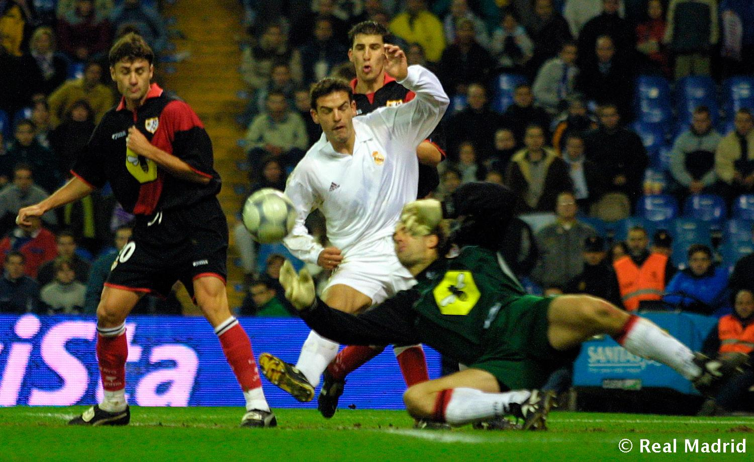 Real Madrid - Morientes 2 - 03-04-2015
