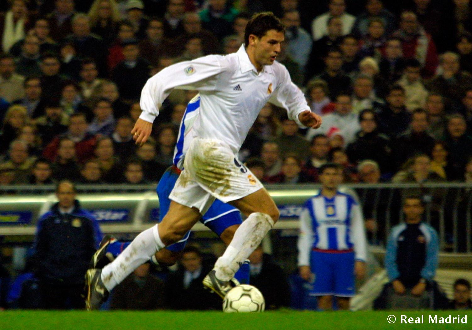 Real Madrid - Morientes 4 - 03-04-2015