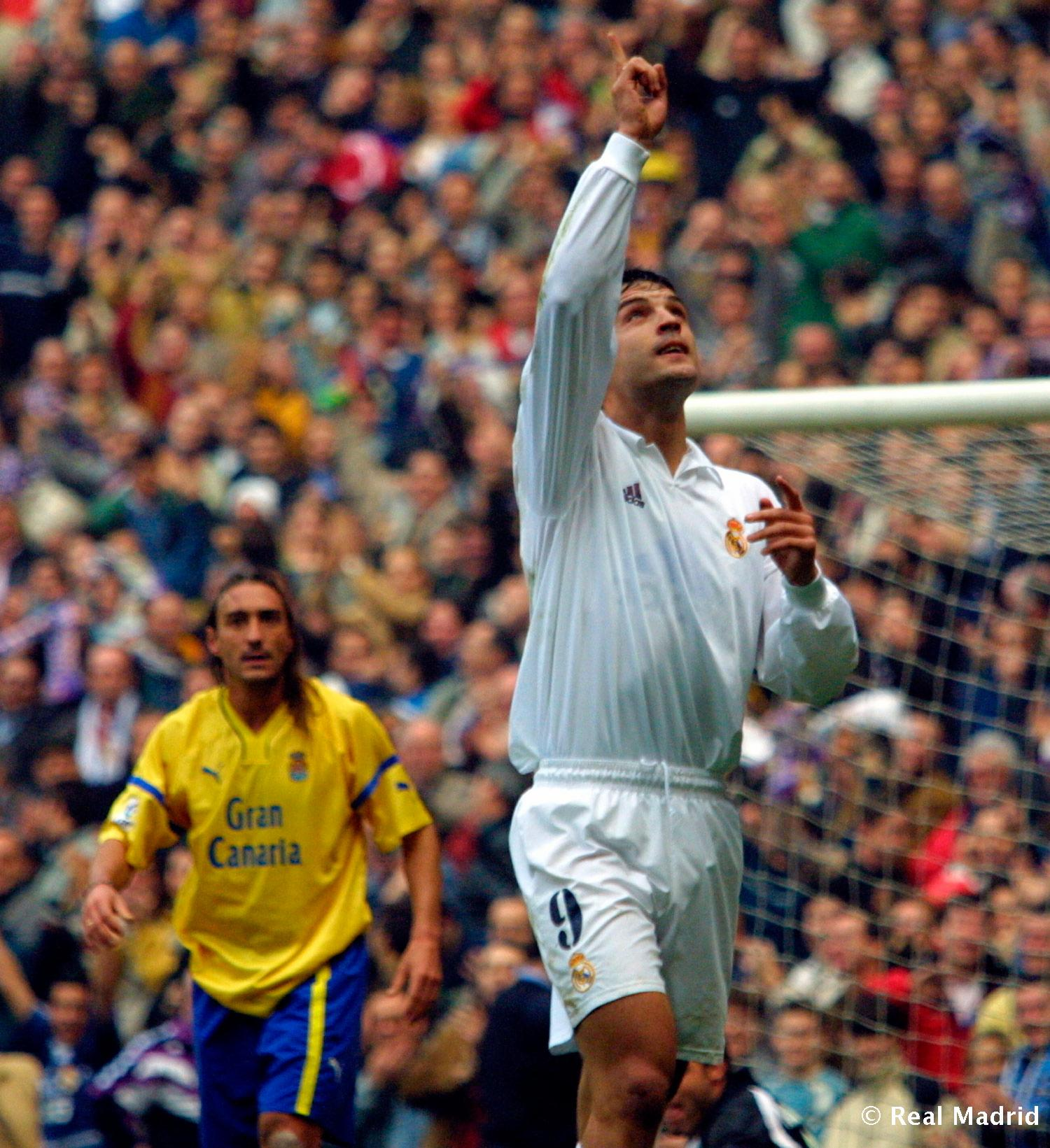 Real Madrid - Morientes 6 - 03-04-2015