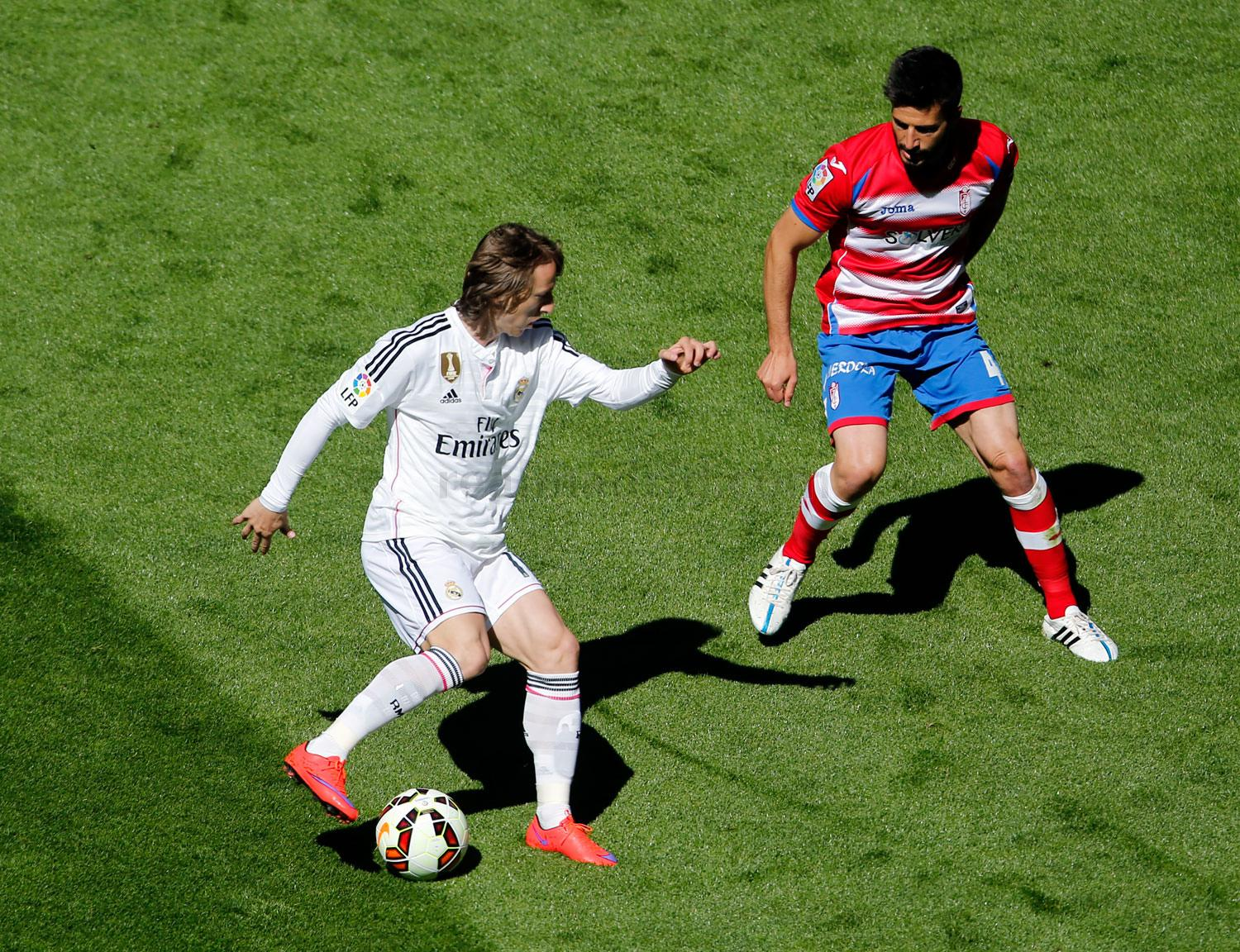 Real Madrid - Real Madrid - Granada - 05-04-2015