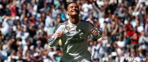 9-1: Madrid thrash Granada as Cristiano Ronaldo makes history