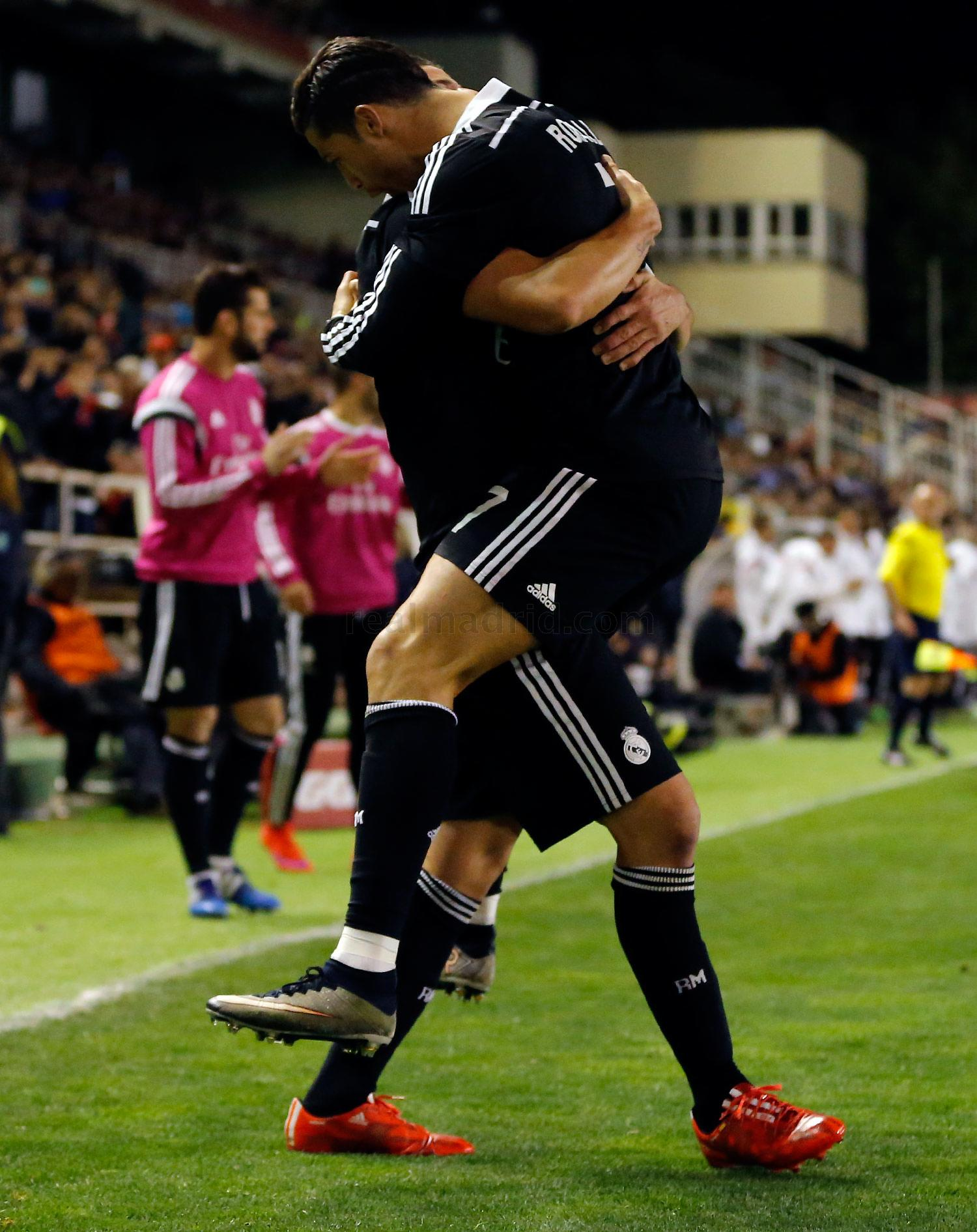 Real Madrid - Rayo Vallecano - Real Madrid - 09-04-2015