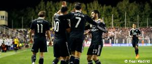 0-2: Cristiano Ronaldo and James get the job done in Vallecas