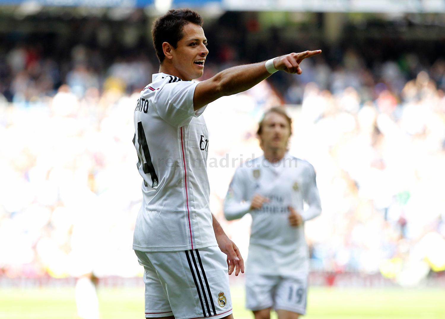 Real Madrid - Real Madrid - Eibar - 11-04-2015