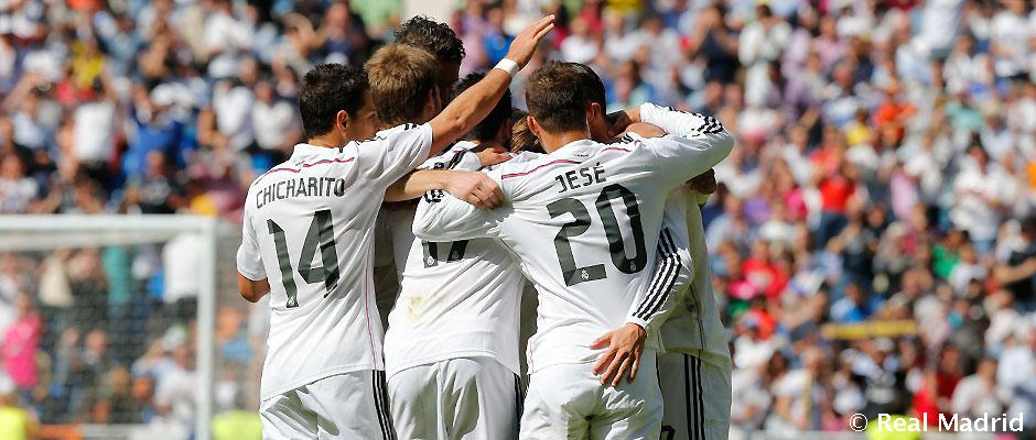 Real Madrid - Eibar