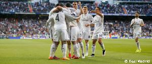 3-1: Real Madrid keep La Liga hopes alive
