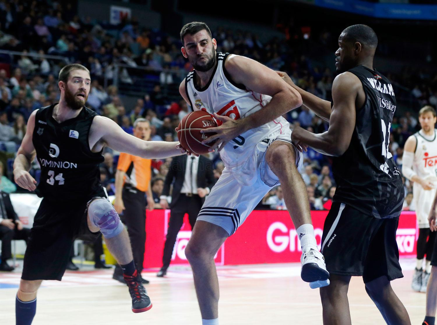 Real Madrid - Real Madrid - Dominion Bilbao Basket - 26-04-2015