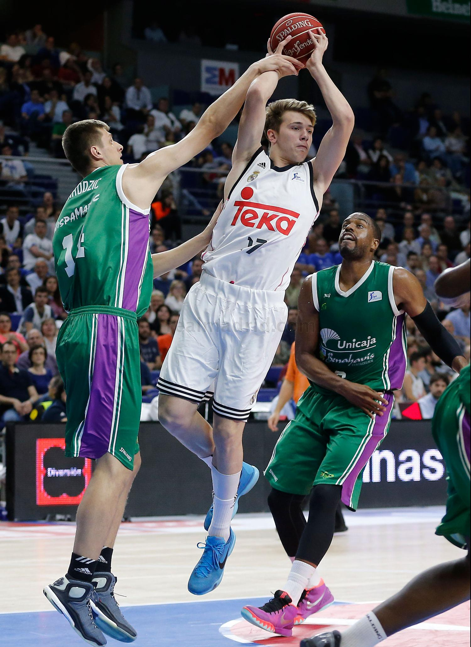 Real Madrid - Real Madrid - Unicaja - 30-04-2015