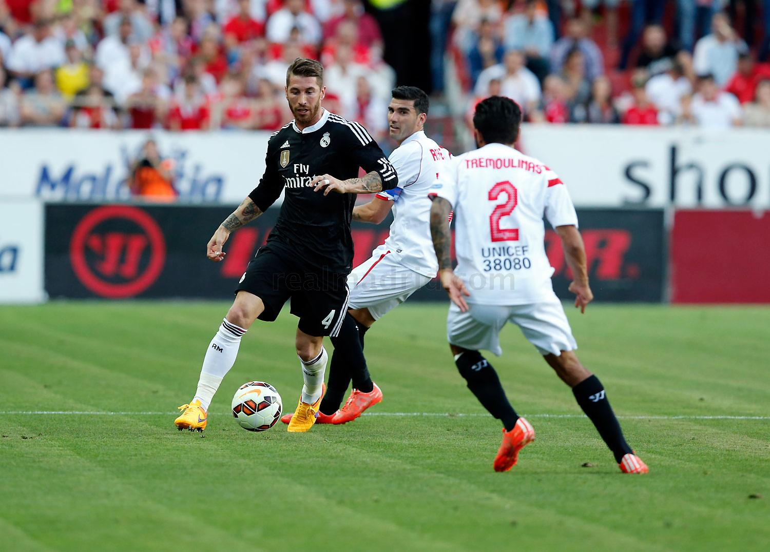 Real Madrid - Sevilla - Real Madrid - 02-05-2015