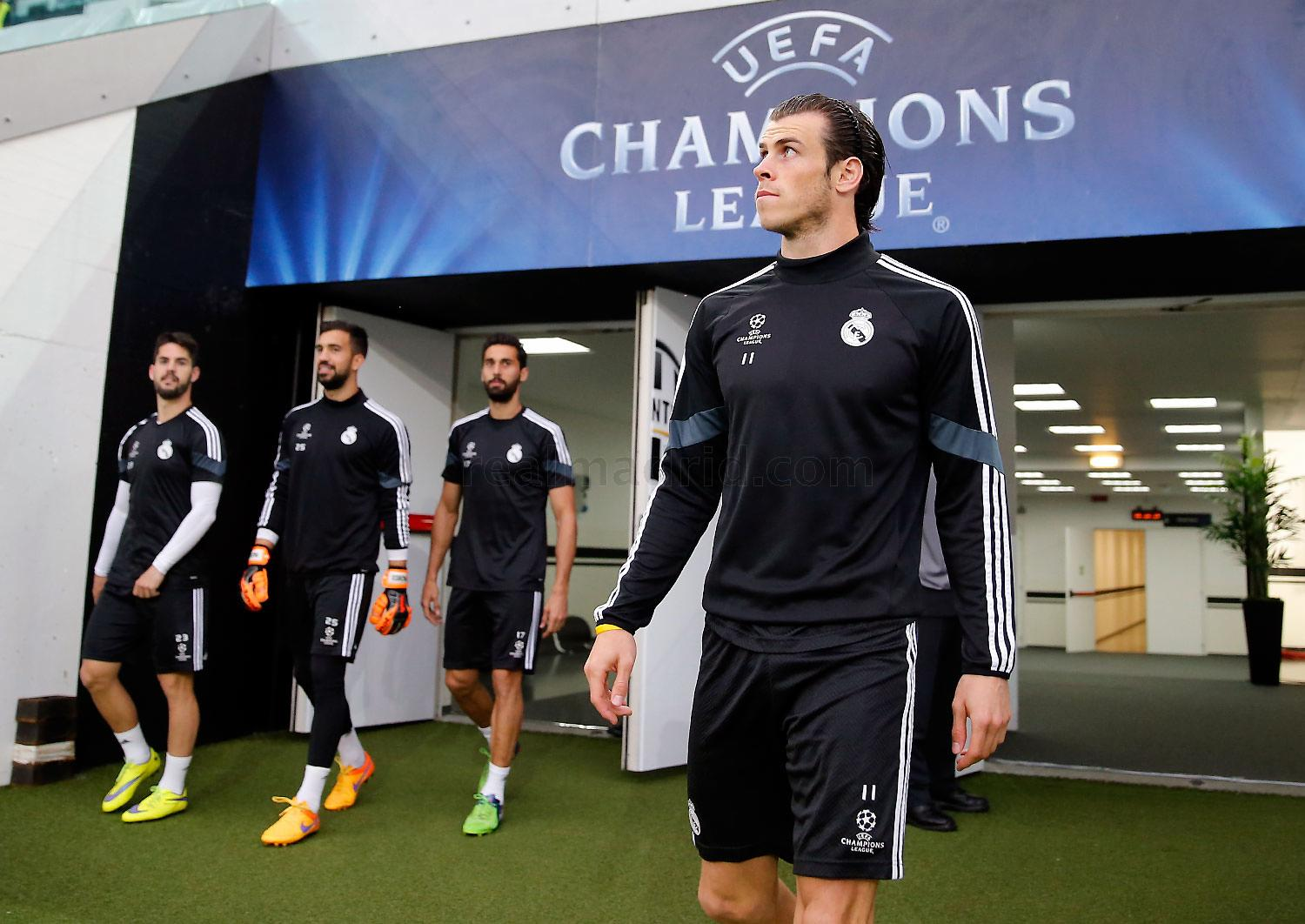 Real Madrid - Entrenamiento del Real Madrid - 04-05-2015