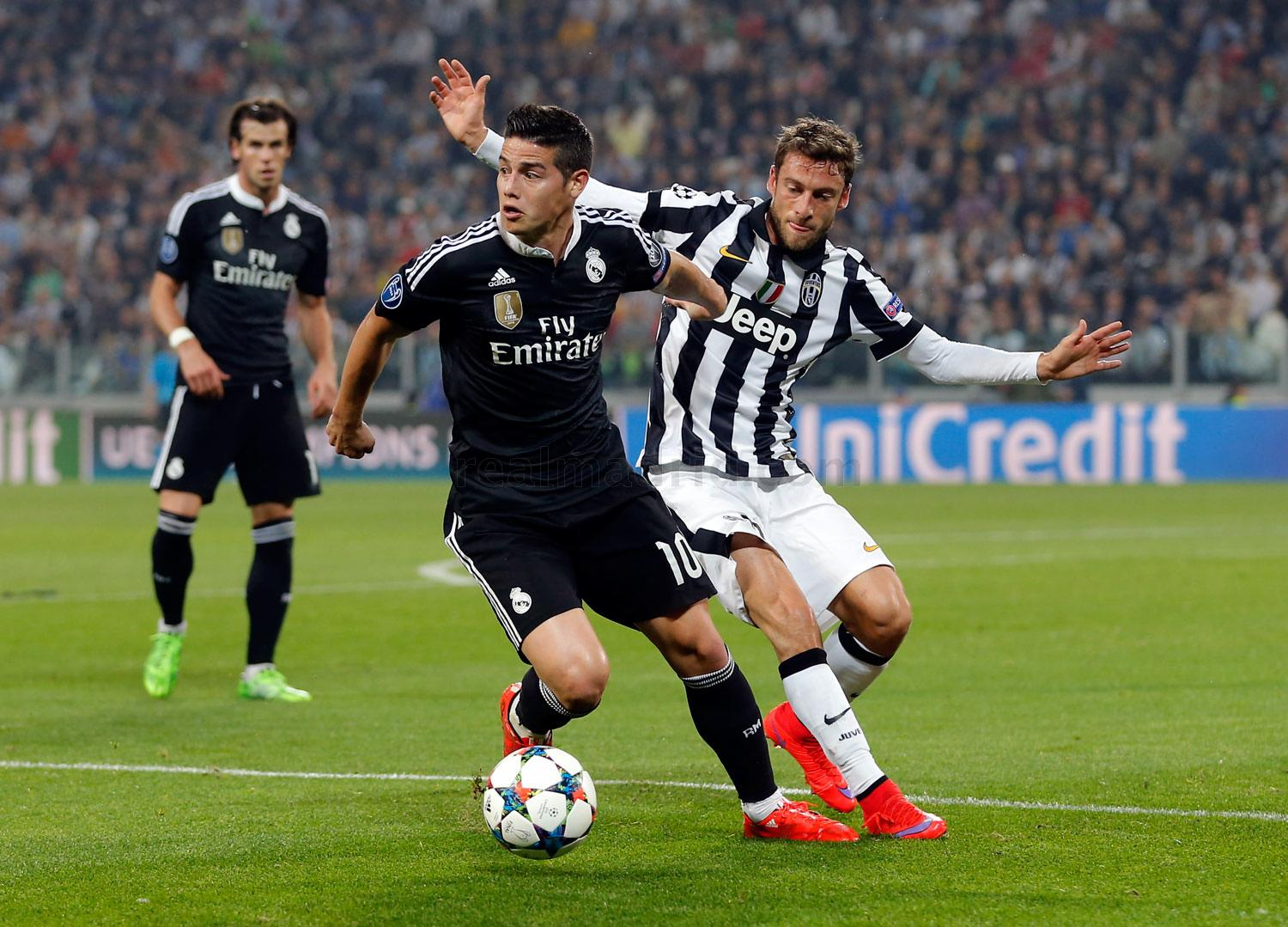 Real Madrid - Juventus - Real Madrid - 05-05-2015