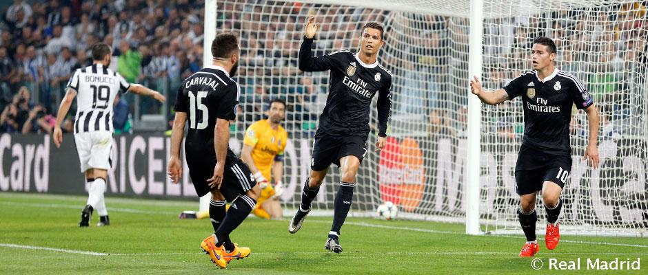 "VIDEO: ""Yuventus"" 2:1 ""Real Madrid"""