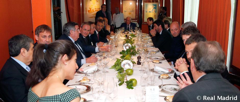პრეზიდენტების სადილი
