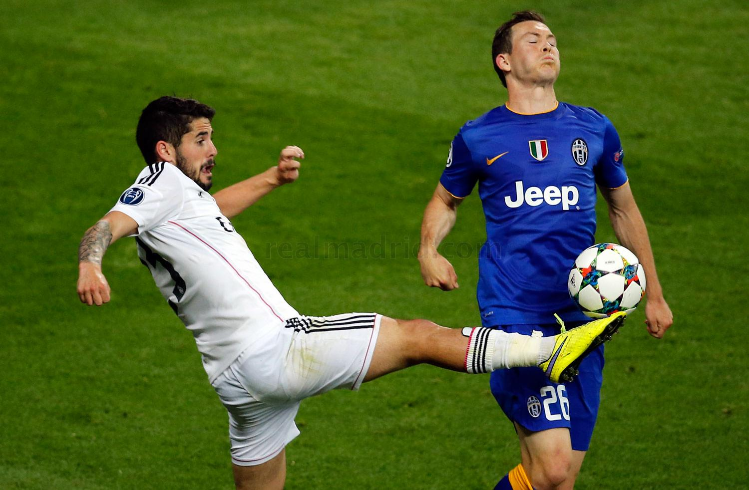 Real Madrid - Real Madrid - Juventus - 13-05-2015