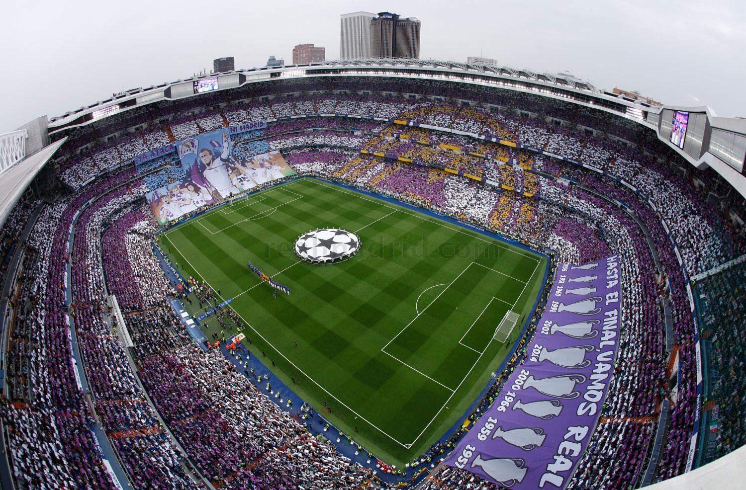 Real Madrid - Real Madrid - Juventus - 14-05-2015