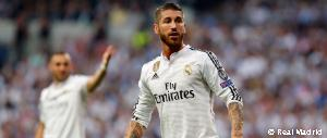 Ramos goes fifth on Madrid's all-time Champions League appearances list