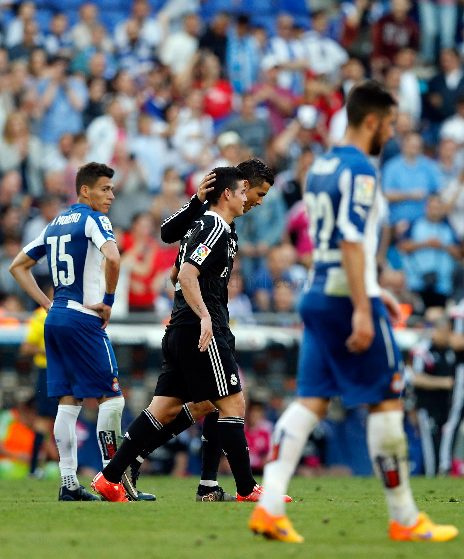 Real Madrid - Espanyol - Real Madrid - 17-05-2015