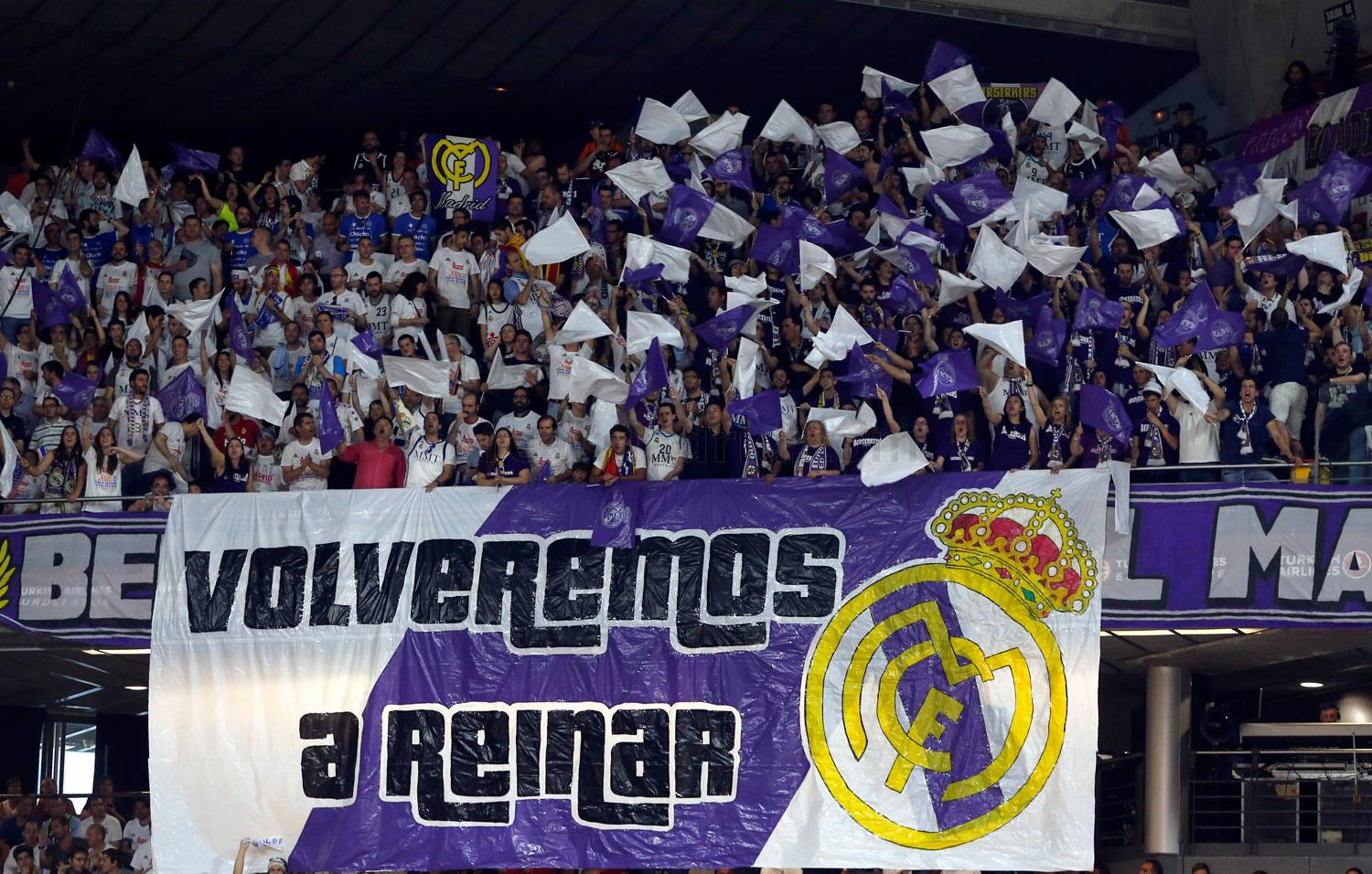 Real Madrid - Real Madrid - Olympiacos - 17-05-2015