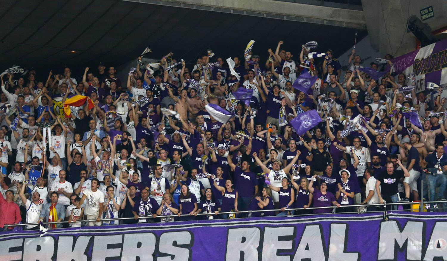 Real Madrid - Real Madrid - Olympiacos - 18-05-2015