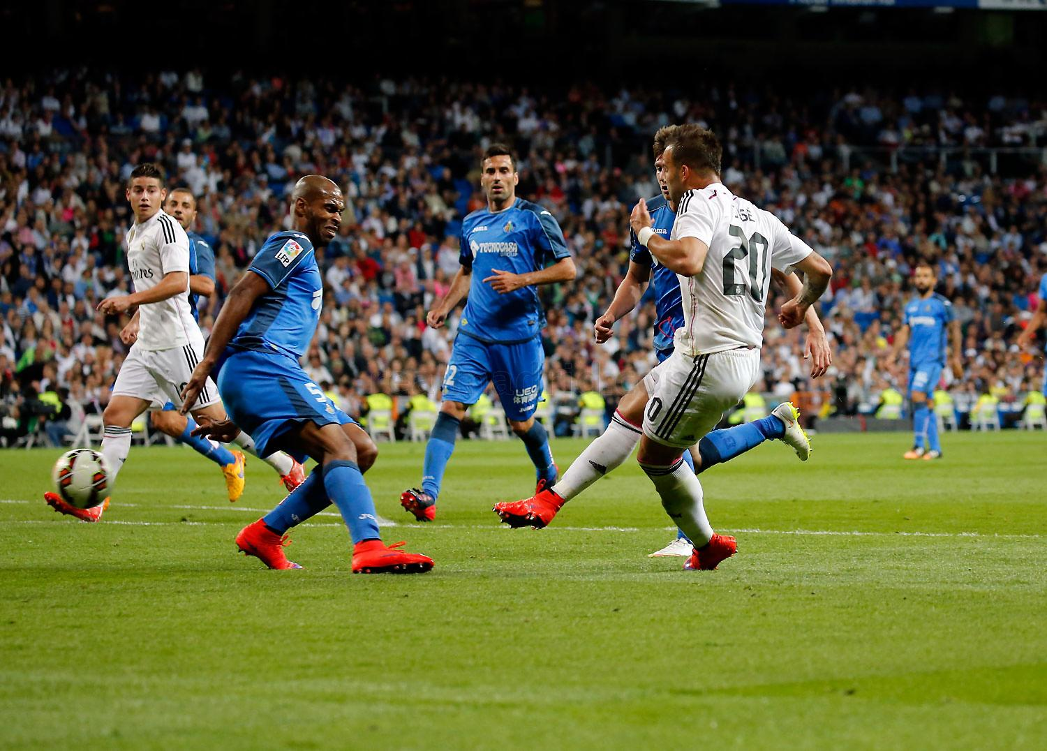 Real Madrid - Real Madrid - Getafe - 23-05-2015