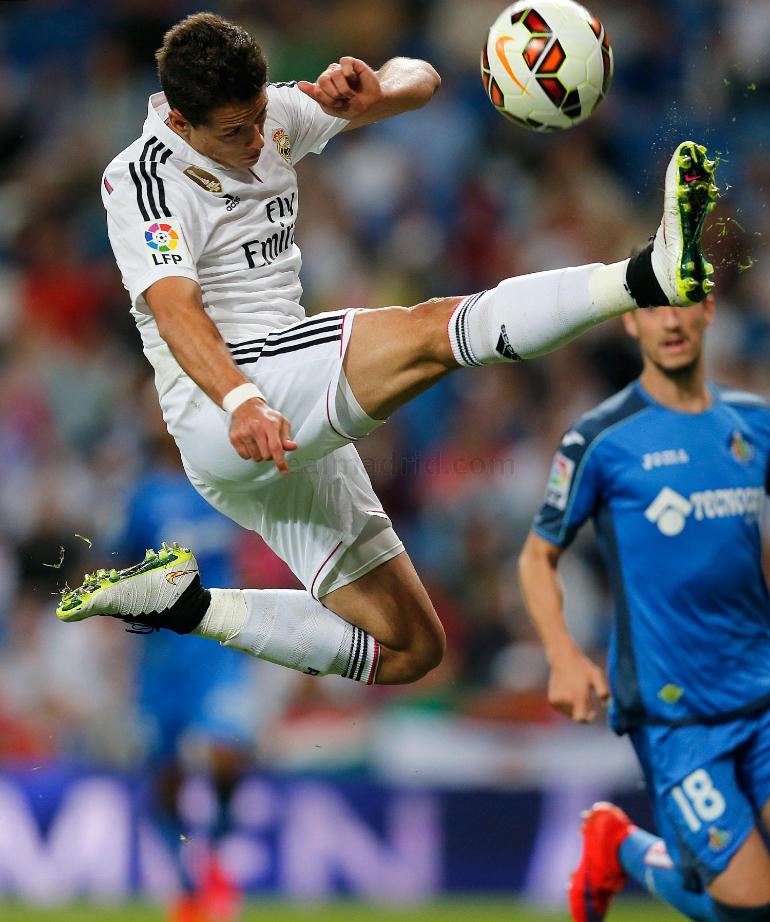 Real Madrid - Real Madrid - Getafe - 24-05-2015