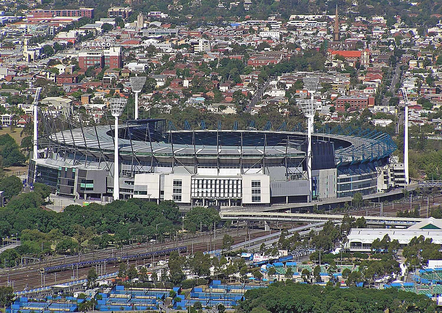 Real Madrid - Melbourne Cricket Ground - 05-06-2015