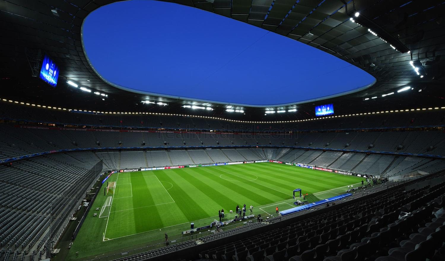 Real Madrid - Allianz Arena - 05-06-2015