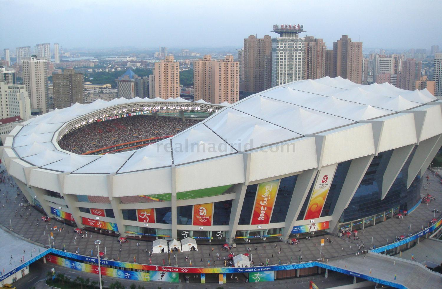 Real Madrid - Shanghai Stadium  - 05-06-2015