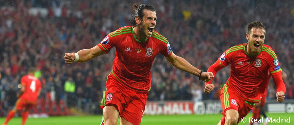 Gareth Bale vs Belgium Home (12/06/2015)