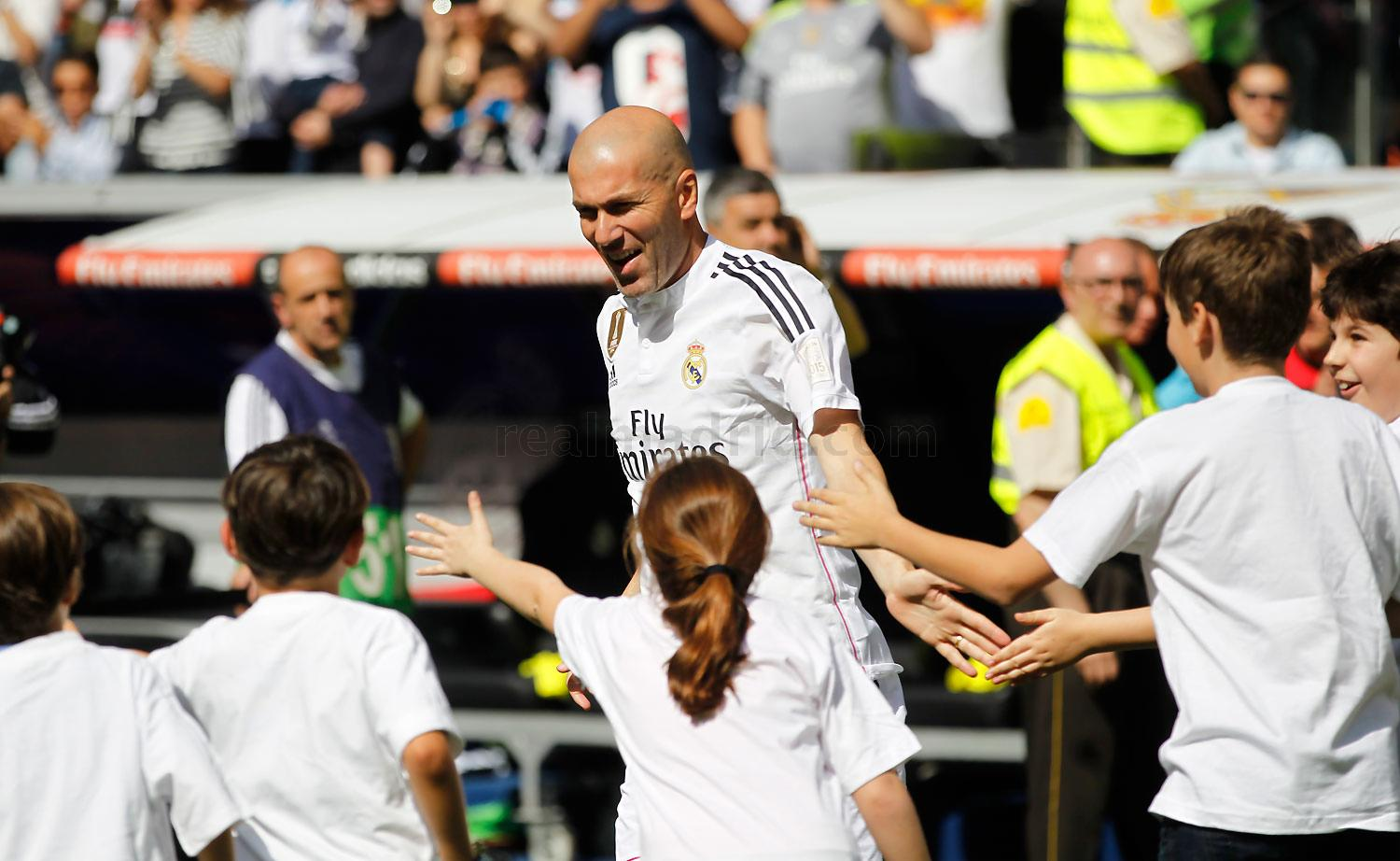 Real Madrid - Corazón Classic Match 2015 - 14-06-2015