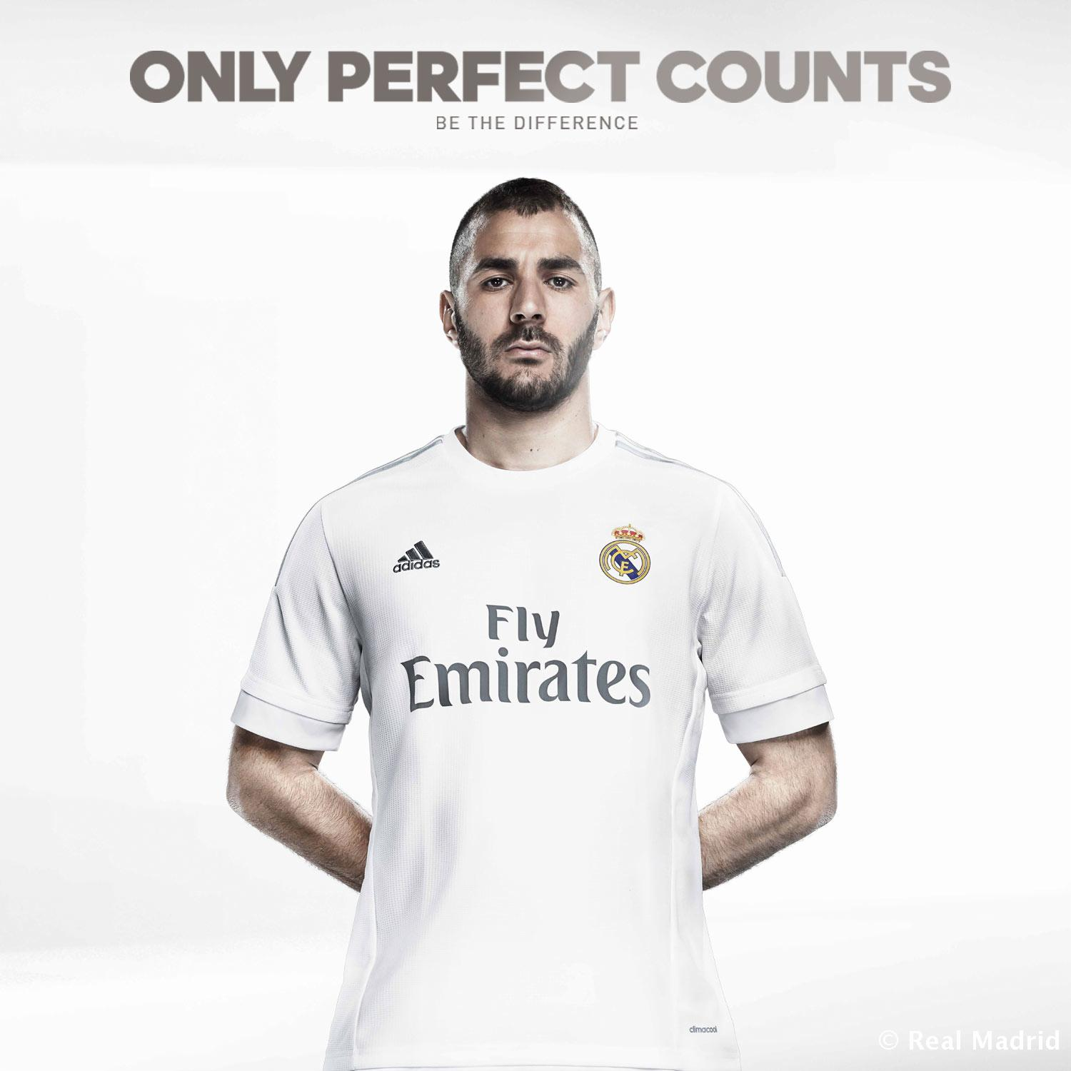 Real Madrid - Only perfect counts - 15-06-2015