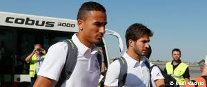 El Real Madrid, rumbo a Melbourne