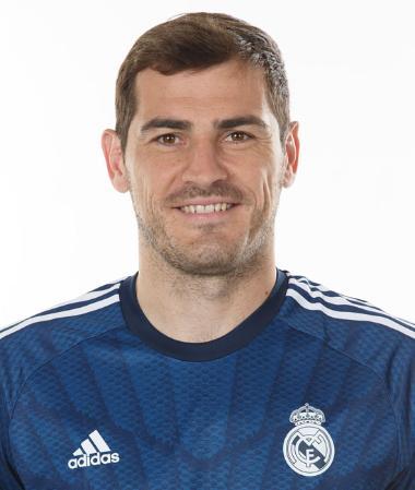 c4fa66ecdae Casillas Iker Casillas Fernández