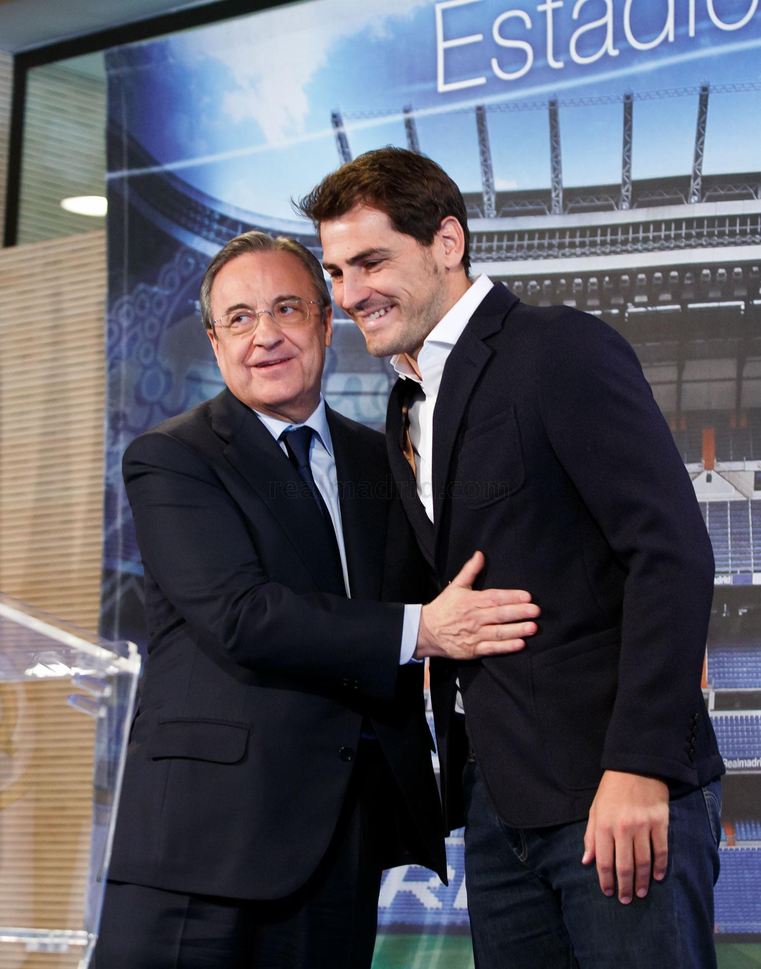 Real Madrid - Despedida de Iker Casillas - 14-07-2015