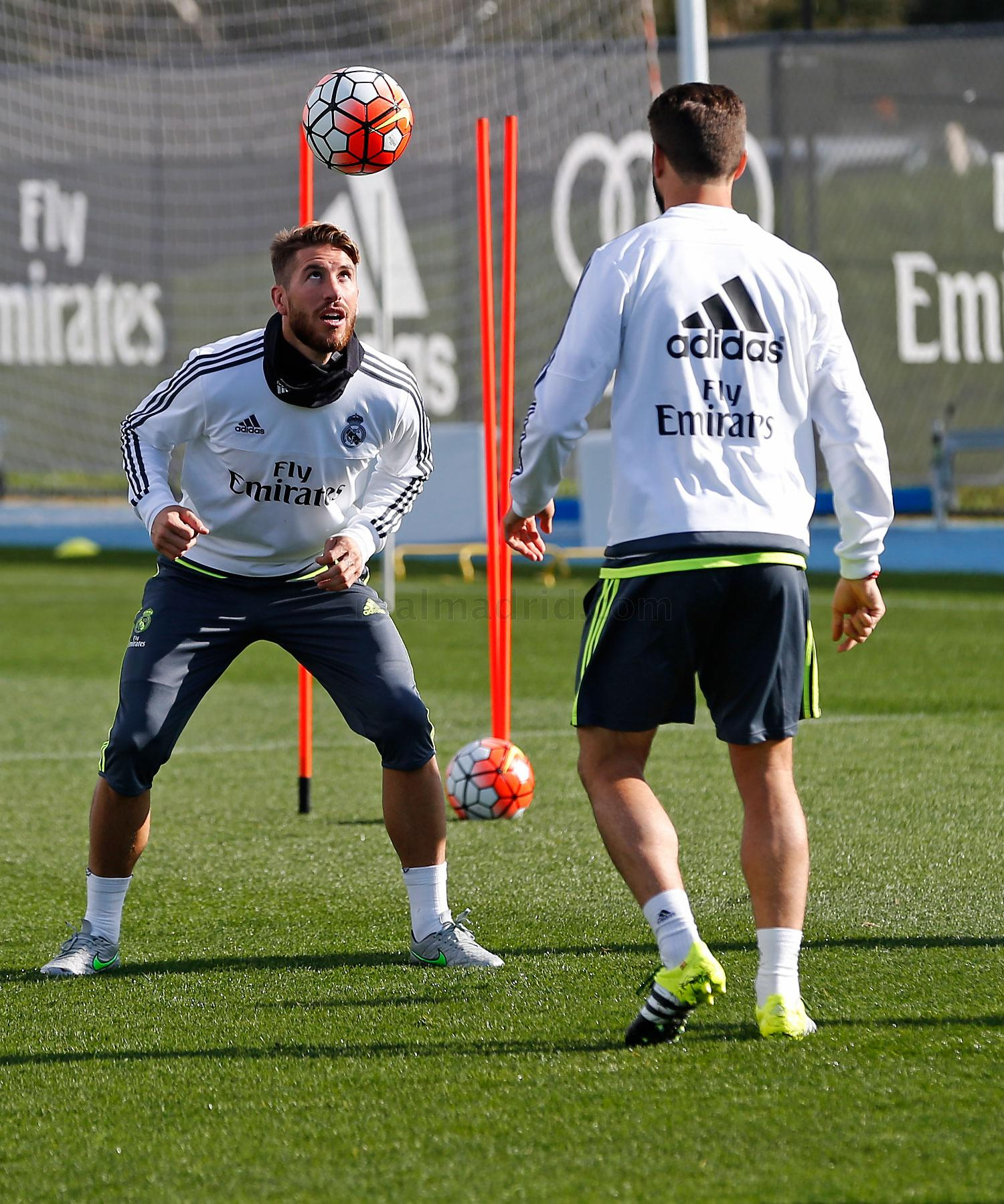 Real Madrid - Entrenamiento del Real Madrid - 16-07-2015