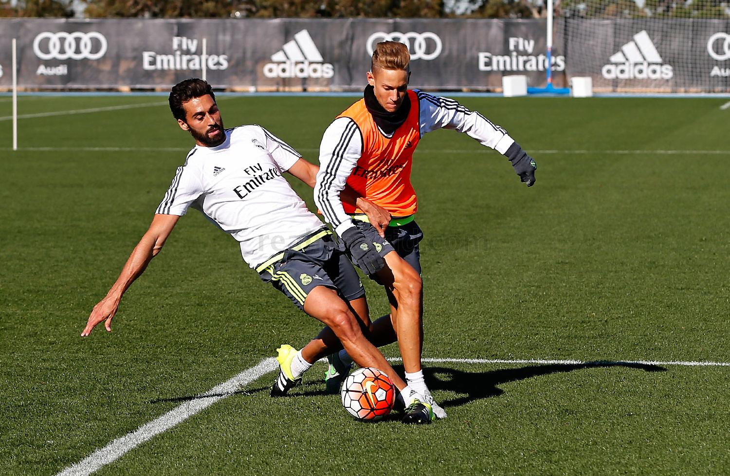 Real Madrid - Entrenamiento del Real Madrid - 20-07-2015
