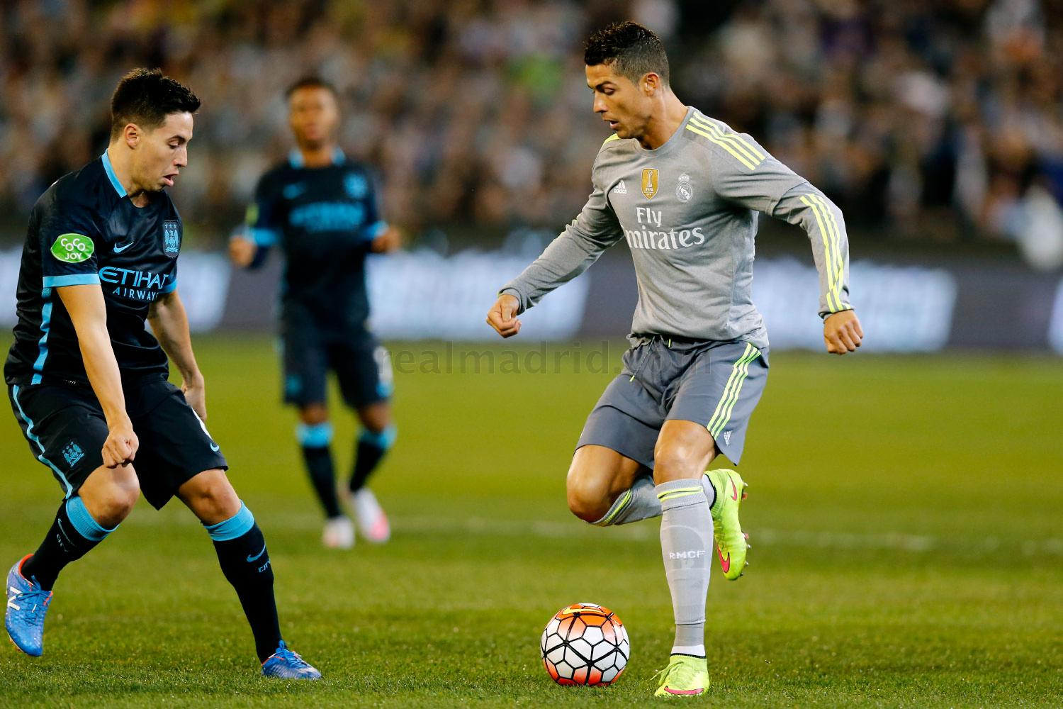 Real Madrid - Manchester City - Real Madrid - 24-07-2015