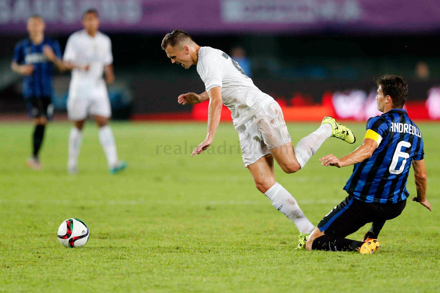 Real Madrid - Inter de Milán - Real Madrid - 27-07-2015